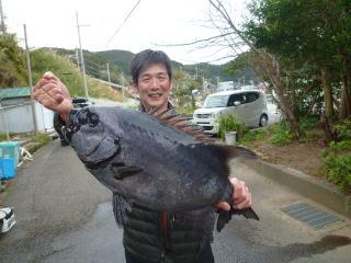 土井さん石鯛61�